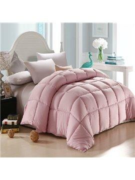 Quality Micro Fiber Pink Super Soft Skincare Quilt