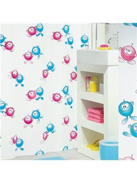 New Style  Cute And Pretty Design Shower Curtain