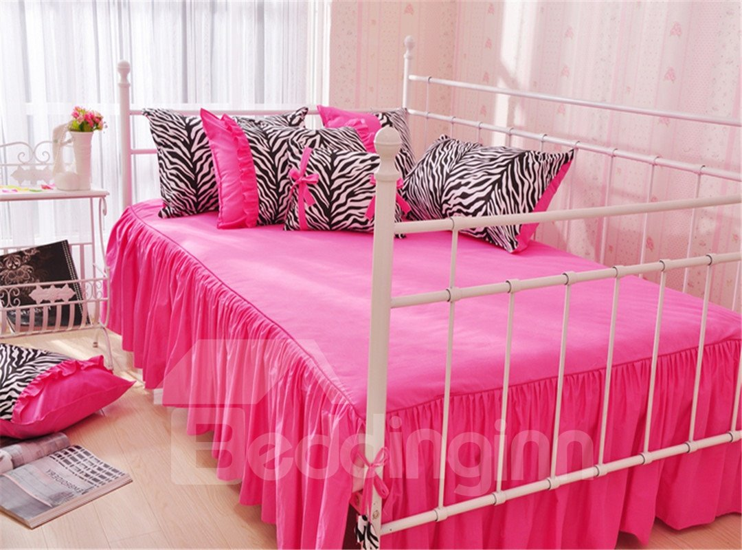 Pink Zebra Duvet Cover Set Twin Queen King Sizes with Pillow Shams Bedding. Brand New. $ Buy It Now. Free Shipping. Pink Zebra Duvet Cover Set with Pillow Shams Romantic Animal Print. Brand New. $ to $ Buy It Now. Free Shipping. MODERN CHIC HOT PINK ZEBRA BLACK POLKA DOTS DUVET COVER SET FULL QUEEN.