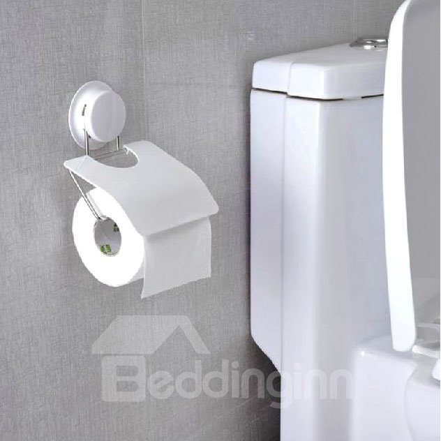 New Style Unique Sucking Design Toilet Paper Holder