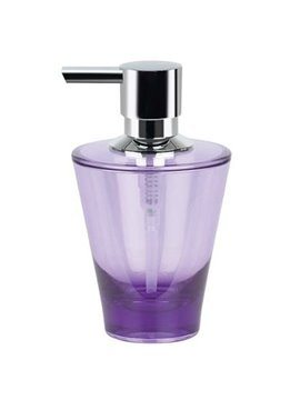 New Arrival Modern Fashion Pure Color Acrylic Lotion Bottle
