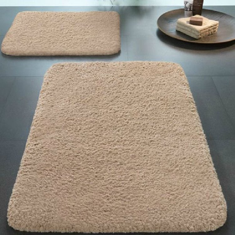 High Quality Solid Anti-slip Water Absorption Bathroom Mat