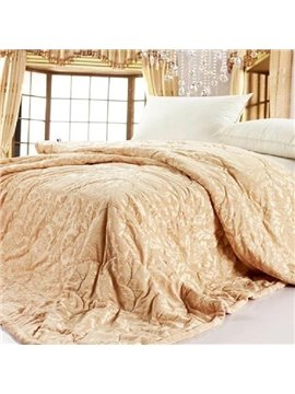Quality Contracted Design Floral Super Soft Blanket