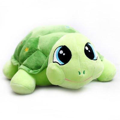 Adorable Cute Sea Turtle Shape Plush Travel Pillow