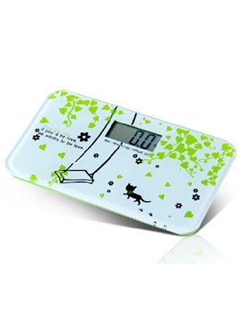 New Style Wonderful Elegant Swing And Cat Printing Mini Weight Scale
