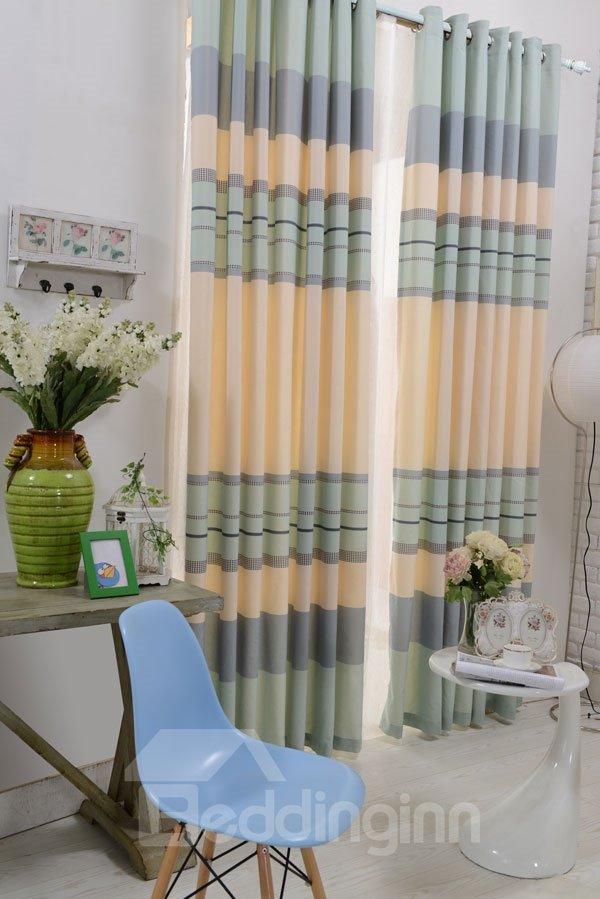 Best Selling Wonderful Leisure Time Custom Curtain