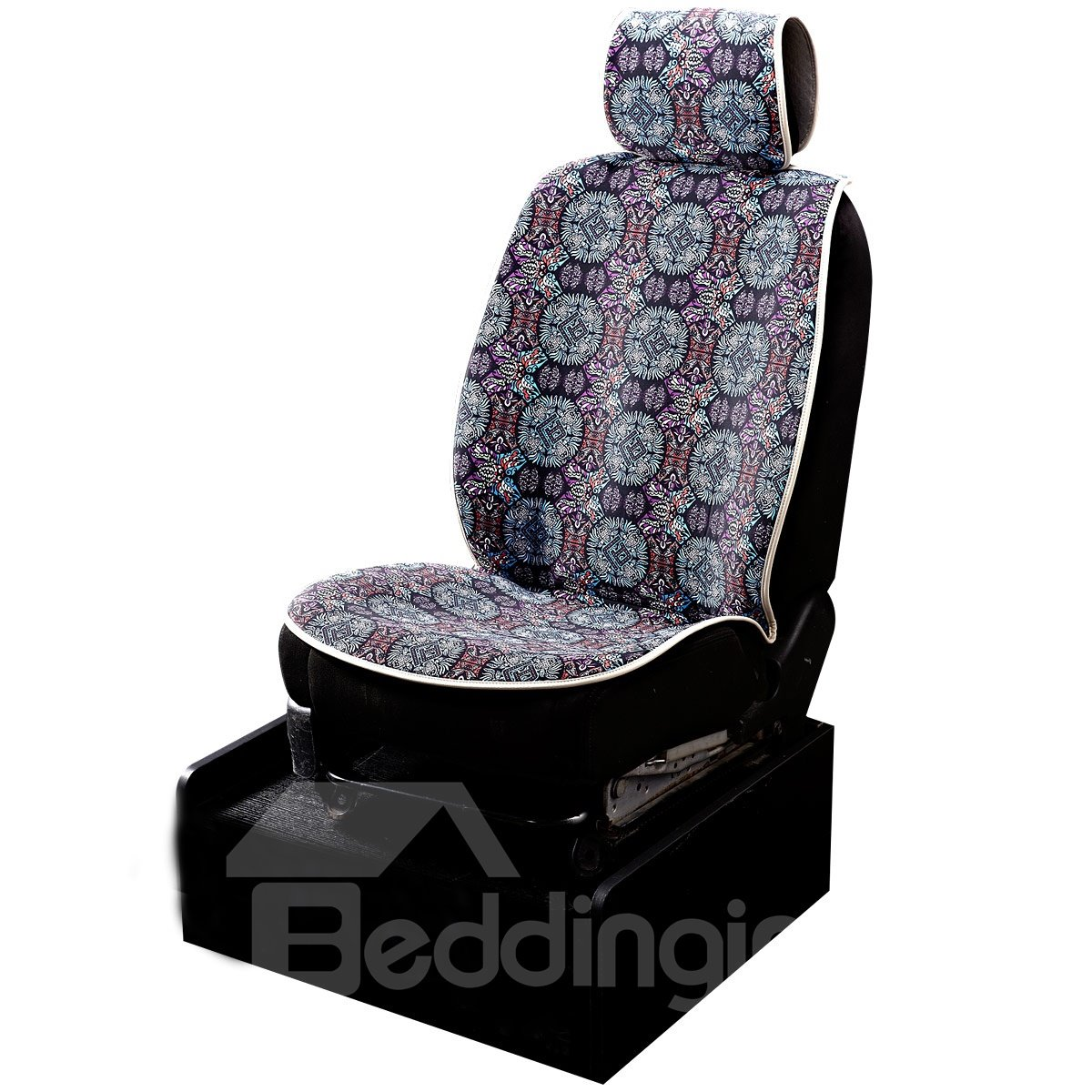 Cool Ethnic Flavor Dots Pattern Car Seat Cover