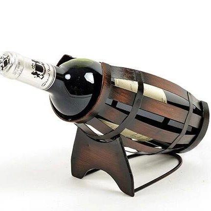 New Style Wonderful European Fashion Cask Wine Rack