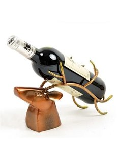High Quality Beautiful European Style Buck Wine Rack
