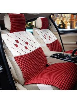 Super Soft Concise Bali Silk Material Car Seat Cover