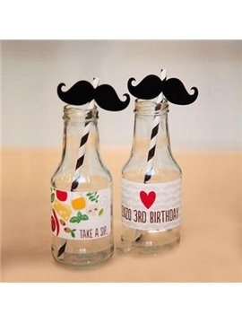 New Arrival Creative Fashion Moustache Pattern One Set Photo Props