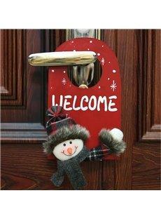 Top Selling Beautiful Fantastic Christmas Deer Doorplate