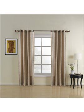 Best Quality Custom Korean Style Grommet Top Curtain