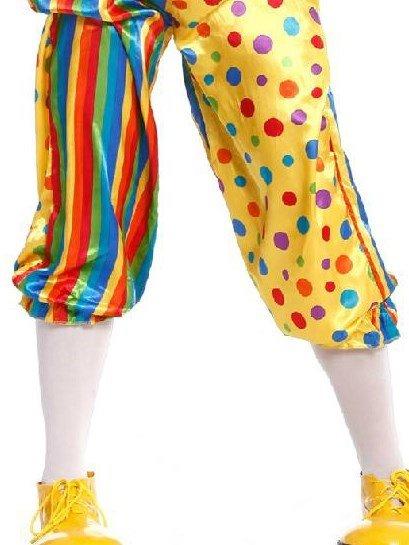 New Arrival Fancy Cute Clown Pattern Costume