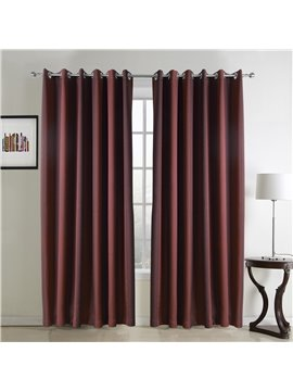 New Style Wonderful Grommet Top Custom Curtain