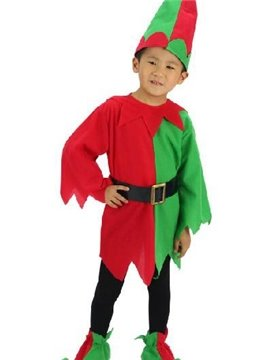 High Quality Fabulous Pretty Red And Green Design Costume