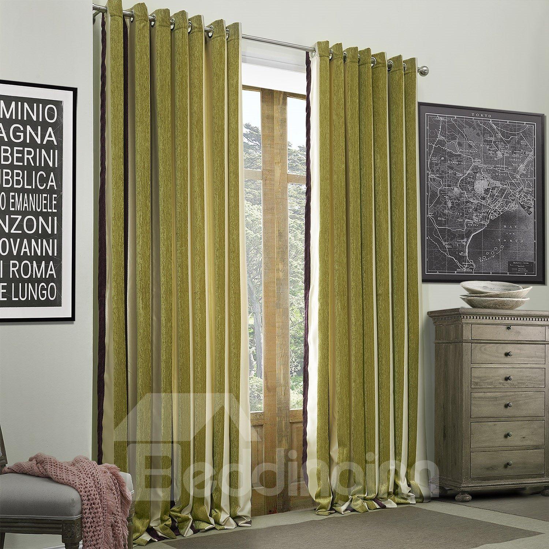 High Quality Fantastic Custom Curtain with Lining