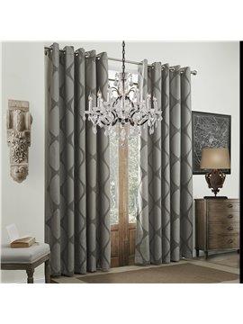 Top Selling Amazing Grommet Top Custom Curtain