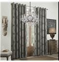Top Selling Amazing Grommet Top Custom Curtain