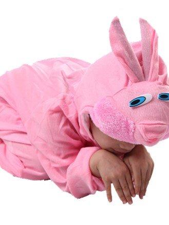 Hot Selling Fabulous Lovely Pink Rabbit Design Costume