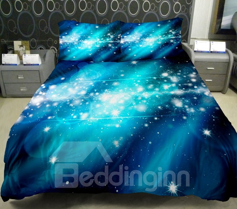 Space Bed Sheets Queen Size