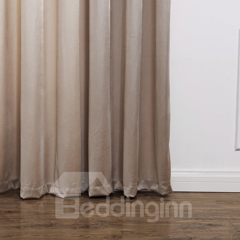 Top Selling Wonderful Pretty Grommet Top Custom Curtain