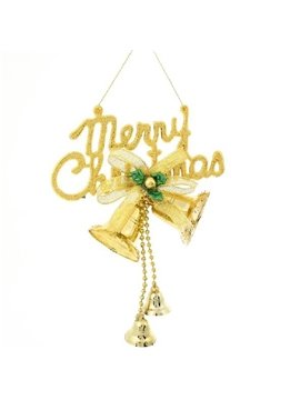 Wonderful Pretty Christmas English Letters Bell Series Listing