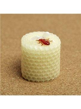 Creative Handwork 100% Natural Bee Wax Candle