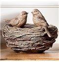 Funny Amazing Monti Couple Little Bird