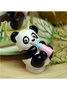 Top Selling Creative Handwork Baby Panda Candle