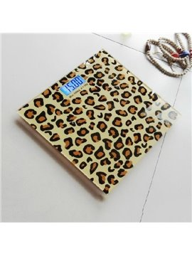 Fashion Unique Leopard Pattern Accurate Weight Scale