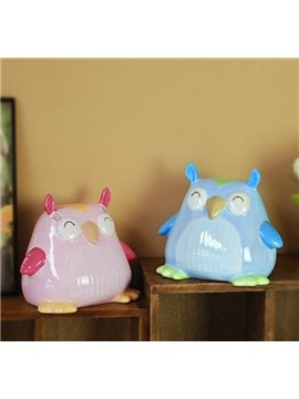 Fantastic Amazing Wonderful Cute and Adorable Owl Saving Pot