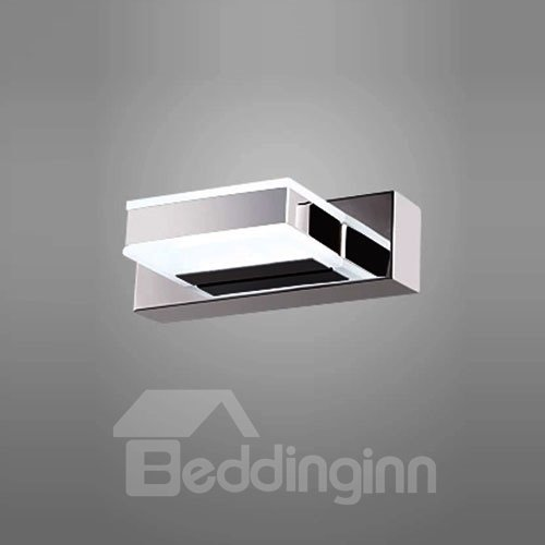 Contemporary Electroplated Finish Fantastic 1-Head LED Wall Light