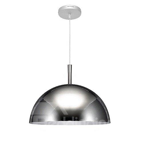 Wonderful Alloy Electroplated Semi-circle Shape Pendant Lights