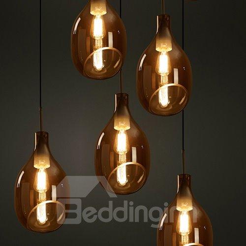 Beautiful Amazing Classic Design Glass Pendant Lights
