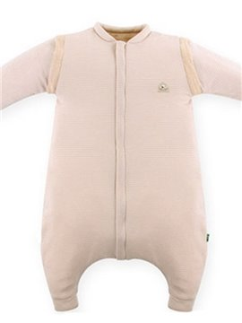 Autumn and Winter Straddle Organic Cotton Baby Sleeping Bag