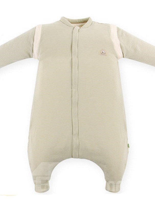 New Arrival High Quality Straddle Organic Cotton Baby Sleeping Bag