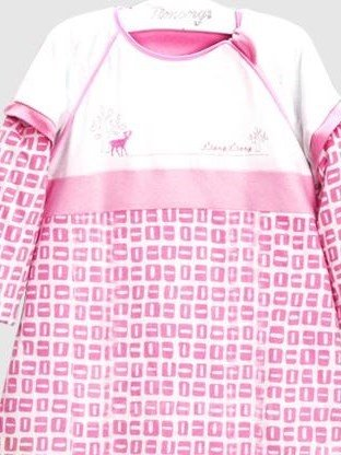 New Arrival Fantastic Pink Baby Sleeping Bag