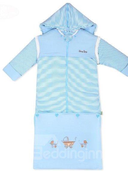 Top Quality Wonderful Stripes Baby Sleeping Bag