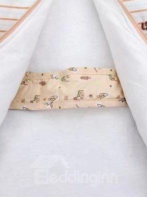 Top Quality Amazing Beige Baby Sleeping Bag