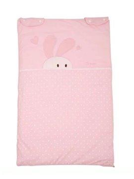 Fantastic Adorable Rabbit Stars Pink Baby Sleeping Bag