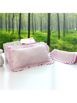 New Arrival Wonderful Bamboo Pulp Fiber Baby Pillow