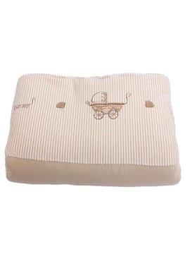 Wonderful Beige Soft and Comfortable Baby Quilts