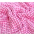Top Selling Classic Bamboo Fiber Pink Baby Blanket