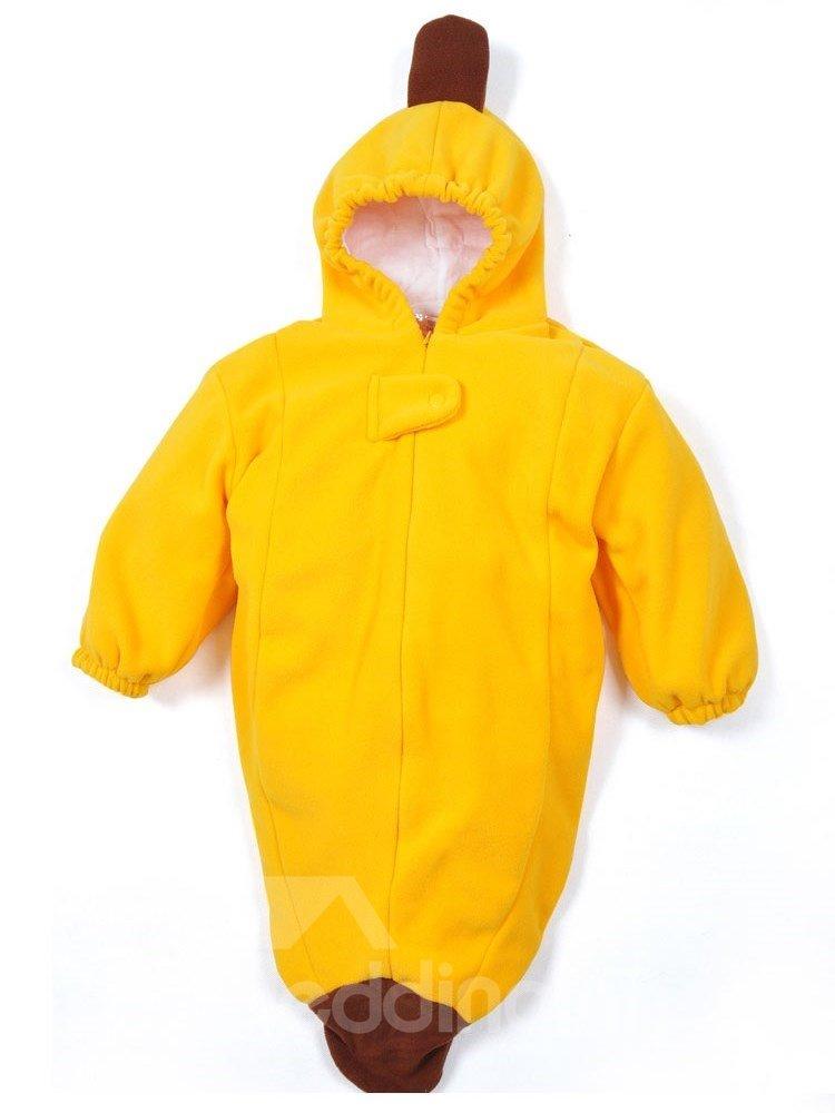 Super Cute Yellow Banana Design Baby Sleeping Bag