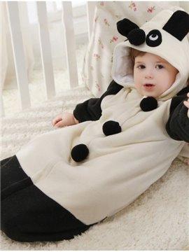Super Soft Unique Panda Style Baby Sleeping Bag