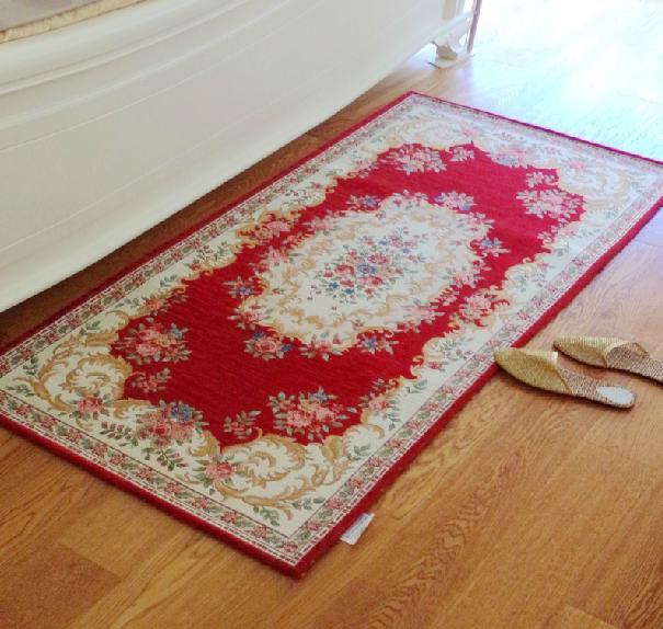 Fantastic Beautiful Exquisite Jacquard Carpet Area Rug