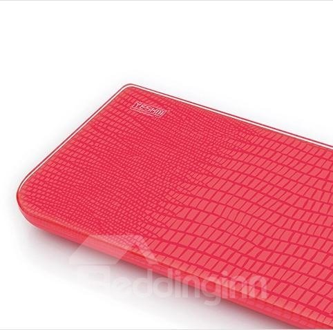 New Arrival Red Mini Tempered Glass Weight Scale