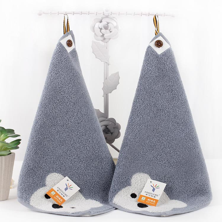 Super Comfy Cozy Adorable Bear Pattern Washcloths
