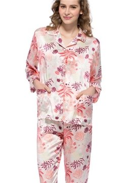 Top Quality Wonderful Elegant Mulberry Silk Pajamas